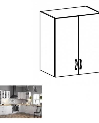 Horná skrinka G60 biela/sosna andersen PROVANCE