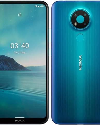 Mobilný telefón Nokia 3.4 modrý