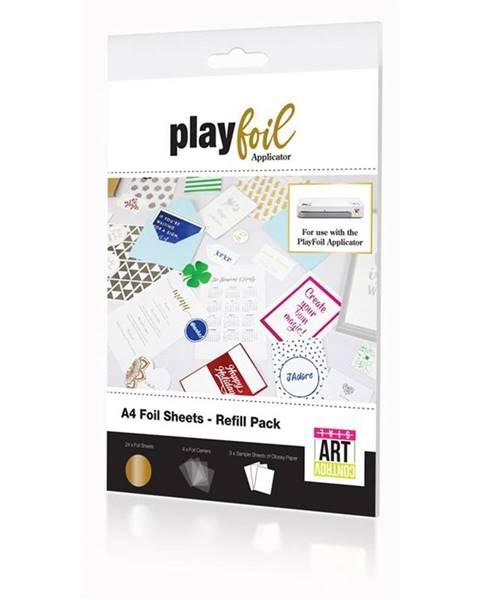 ControvARTsial Náhradní fólie Controvartsial A4 pro PlayFoil - zlaté