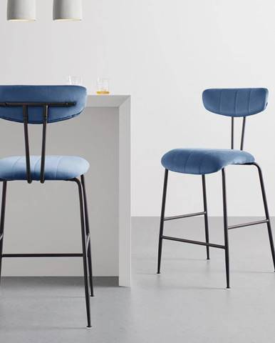 Barová Stolička Tylor Modrá