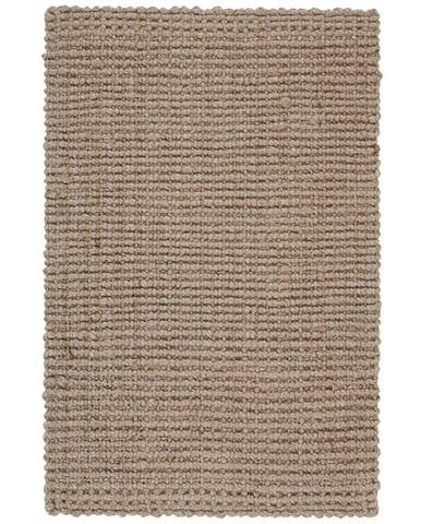 Ručné Tkaný Koberec Stockholm 1, 60/90cm, Sivá