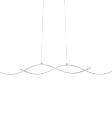 Led Závesná Lampa Anne 70/110cm, 2x10,8 Watt