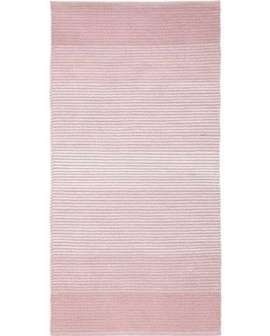 Plátaný Koberec Malto, 100/150cm, Ružová