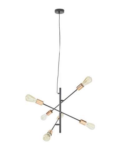 Závesná Lampa Kuno Ø/v: 55/149cm, 15 Watt