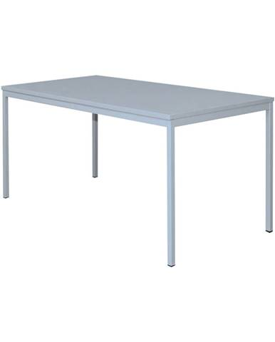 Stôl PROFI 140x70 sivý
