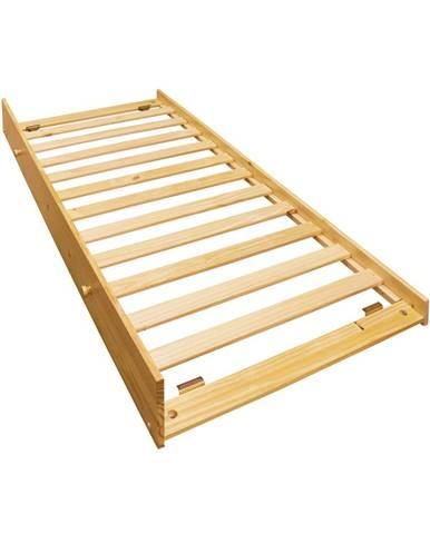 Výsuvná posteľ TORINO 90x200