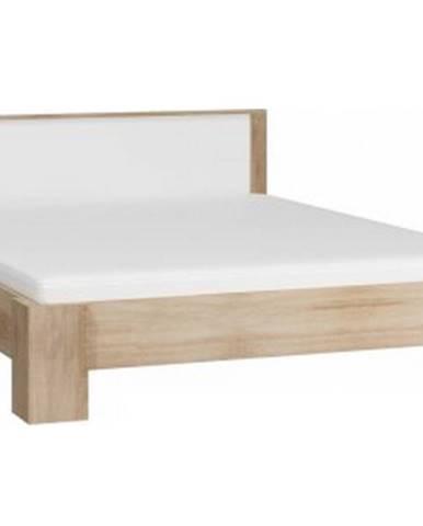 WIP Manželská posteľ VIKI 11 / bez roštu