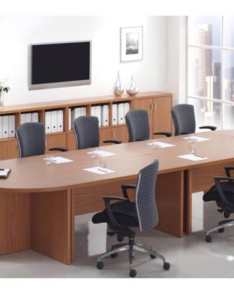 Tempo Kondela Tempo Kondela Zasadací stôl s oblúkom OSCAR T03