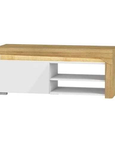 WIP-restol TV stolík THEO THTV-2 LED