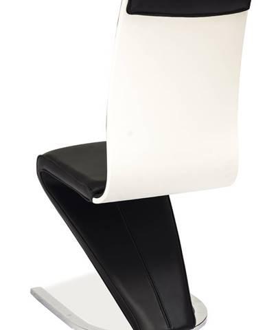 Signal Jedálenská stolička H-134 / čierna