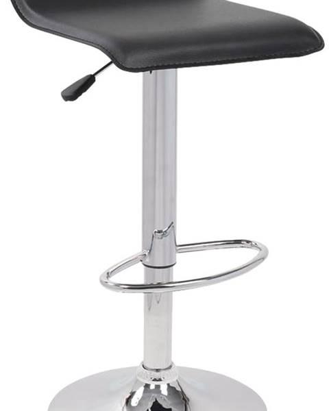 Signal Signal Barová stolička A-044 čierna