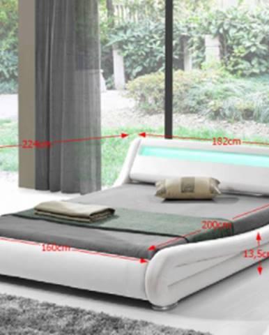 Tempo Kondela Manželská posteľ Filida