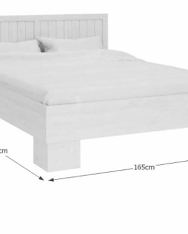 Tempo Kondela Manželská posteľ Provance L1