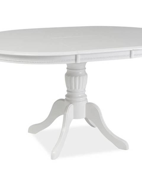 Signal Signal Jedálenský stôl OLIVIA / biela