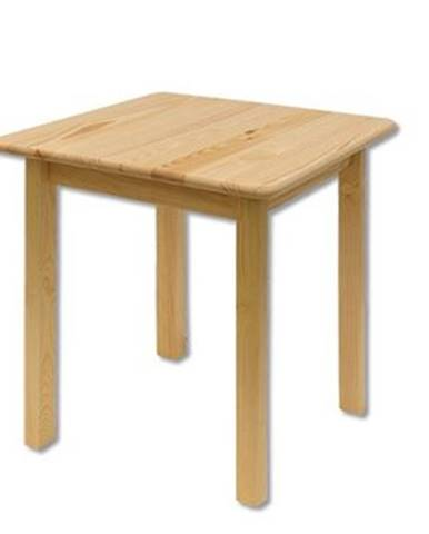 Stôl - masív ST108   75cm borovica