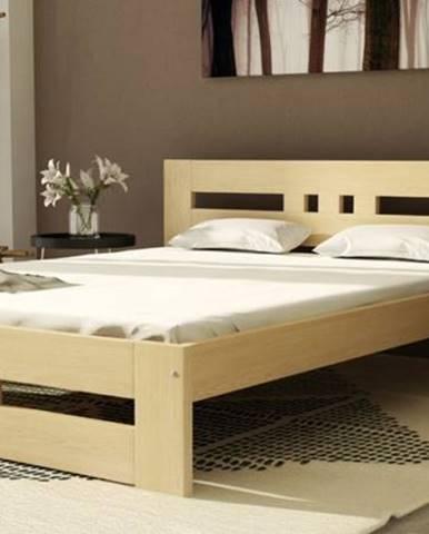Dolmar Drevená posteľ Roma