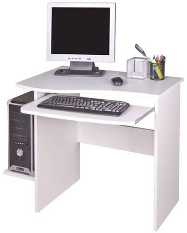 Tempo Kondela PC stôl Melichar / biela