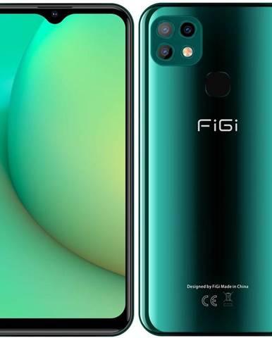 Mobilný telefón Aligator FiGi Note 1 Pro zelený