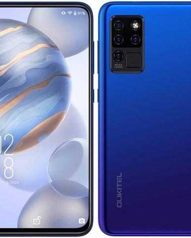 Mobilný telefón Oukitel C21 modrý