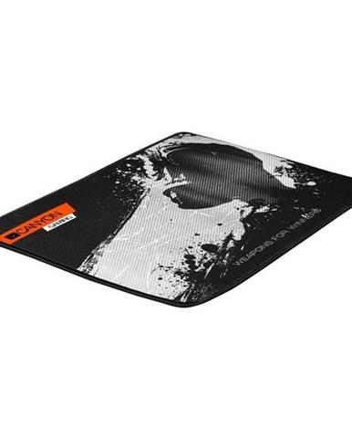 Podložka pod myš  Canyon MP-3, 35 x 25 cm čierna