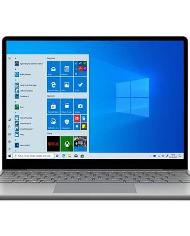 Notebook Microsoft Surface Laptop Go strieborný