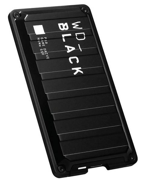 Western Digital SSD externý Western Digital Black P50 Game Drive 500GB čierny
