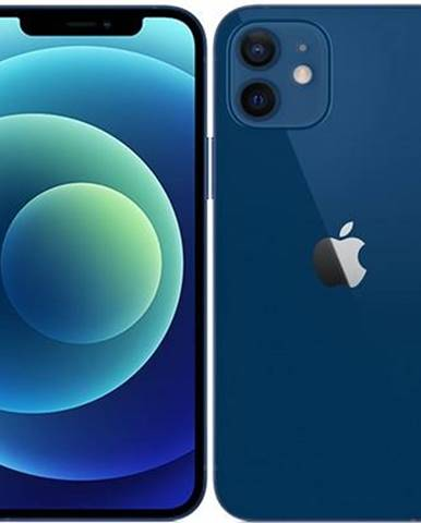 Mobilný telefón Apple iPhone 12 mini 256 GB - Blue