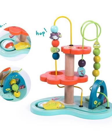 Drevená zvieratková hračka Moulin Roty