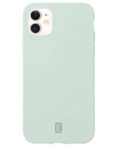 Kryt na mobil CellularLine Sensation na Apple iPhone 12 mini zelený