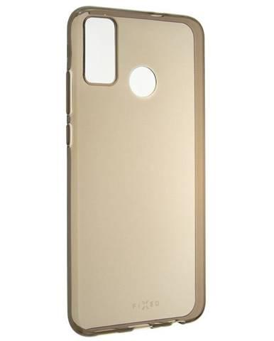 Kryt na mobil Fixed Slim na Honor 9X Lite - kouřový