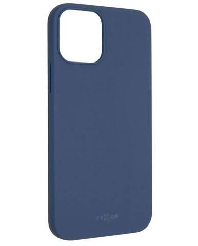 Kryt na mobil Fixed Story na Apple iPhone 12/12 Pro modrý