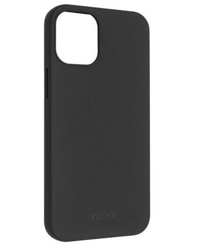 Kryt na mobil Fixed Story na Apple iPhone 12 mini čierny