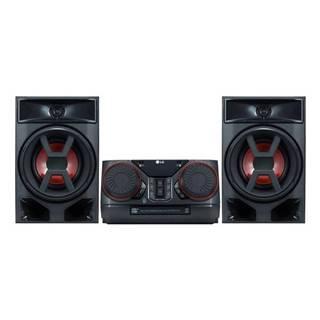 Minisystem LG CK43 čierny