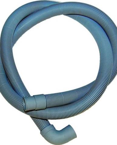 Odvodné hadice pre pračky  Jolly 5009 - 2,0 m - s kolinkem siv