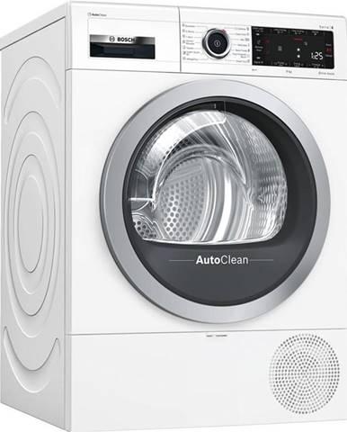 Sušička bielizne Bosch Serie | 8 Wtx87kh1by biela
