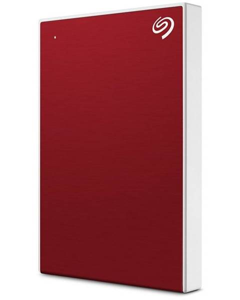 Seagate Externý pevný disk Seagate One Touch 1TB červený
