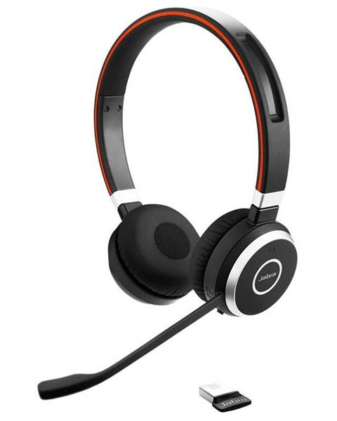 Jabra Headset  Jabra Evolve 65 čierny