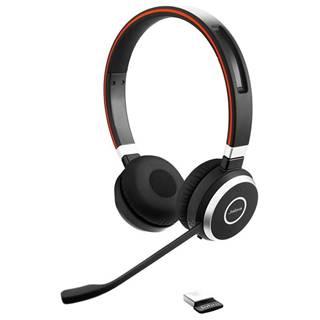 Headset  Jabra Evolve 65 čierny