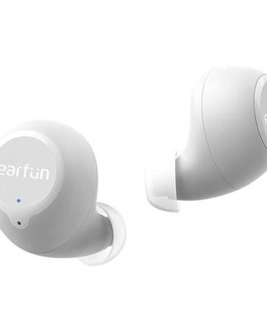 Slúchadlá EarFun Free biela