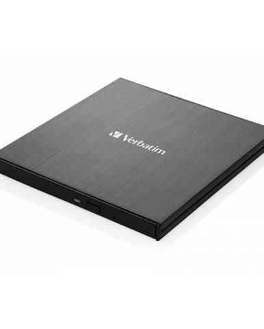 Externá Blu-ray napaľovačka Verbatim Blu-ray Slimline USB 3.1 Gen 1