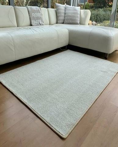 Vopi Kusový koberec Capri béžová, 80 x 120 cm