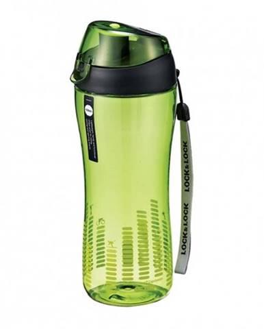 LOCKnLOCK Športová fľaša na pitie 550 ml, zelená