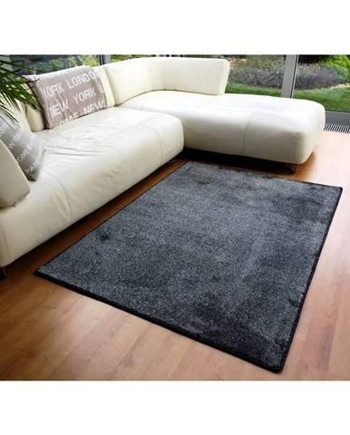 Vopi Kusový koberec Apollo soft antracit, 120 x 170 cm