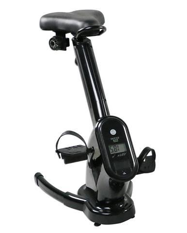Kancelárska stolička/stacionárny bicykel čierna BIKE
