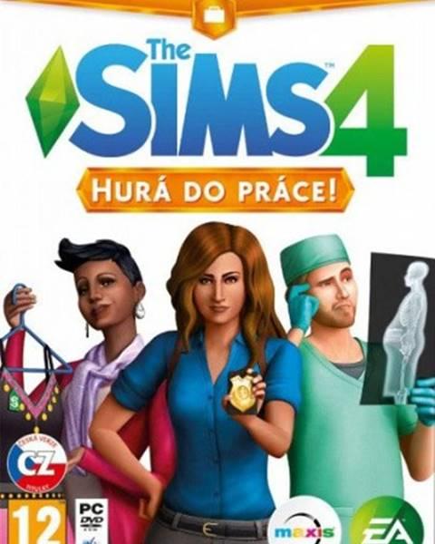 AT Computers PC hra - The Sims 4 hra - Hurá do práce