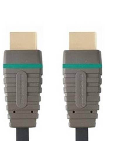 HDMI kábel Bandridge BVL1202, 1.4, 2m