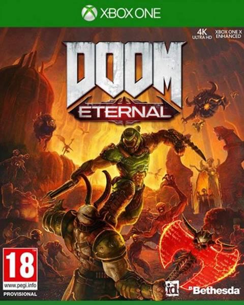 AT Computers XBOX hra - Doom Eternal