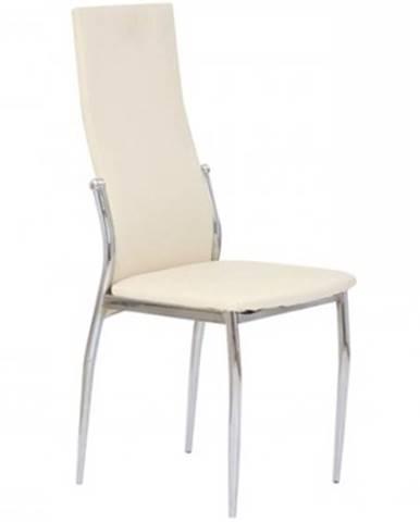Jedálenská stolička K3 béžová