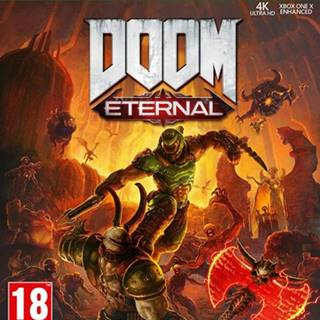 XBOX hra - Doom Eternal