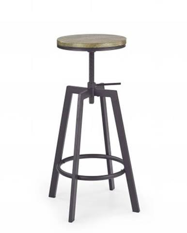 Barová stolička H64